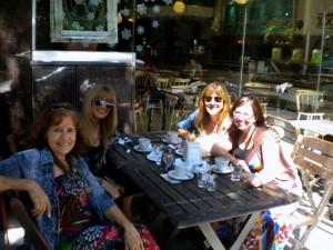 International Women's Day - Breakfast Celebration at Neochea Cafe!