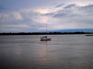 The Parana River